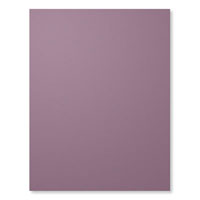 Perfect Plum 8-1/2 X 11 Cardstock