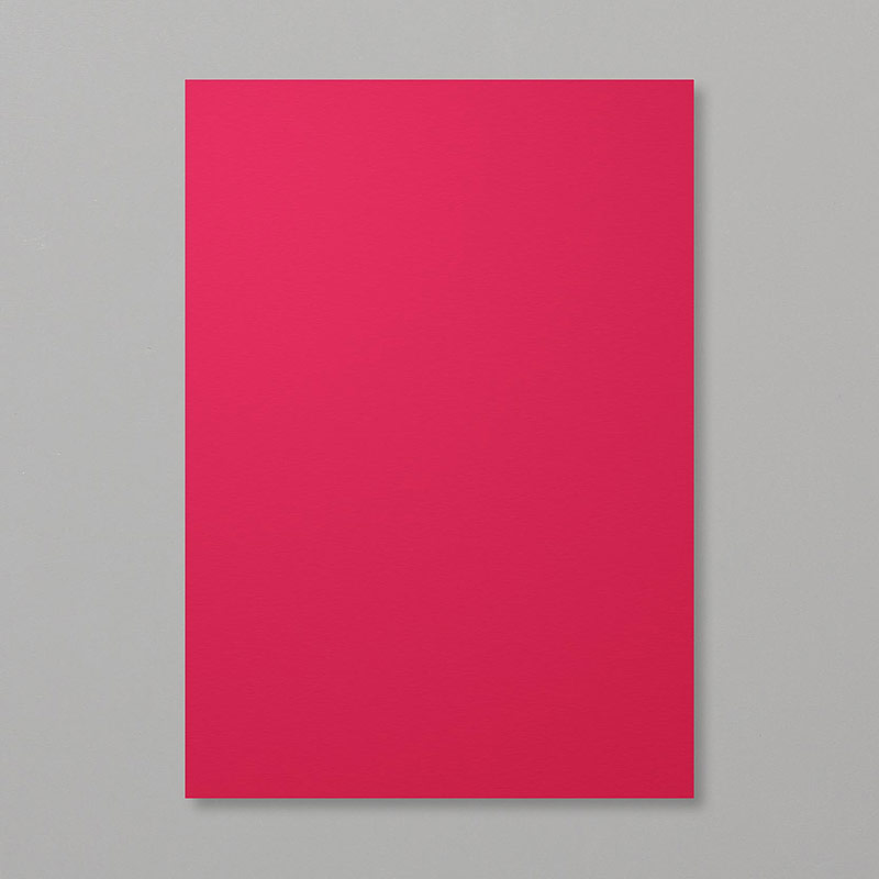 Real Red A4 Cardstock