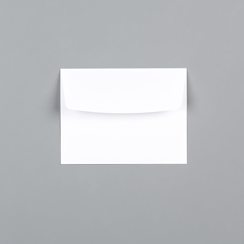 Whisper White C6 Envelopes