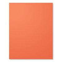Tangerine Tango A4 Cardstock
