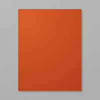 fall orange paper