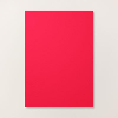 Poppy Parade A4 Cardstock