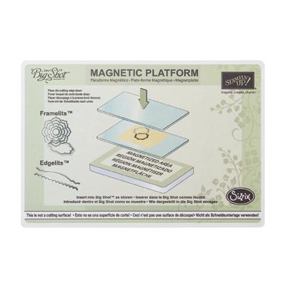 Plateforme magnétique
