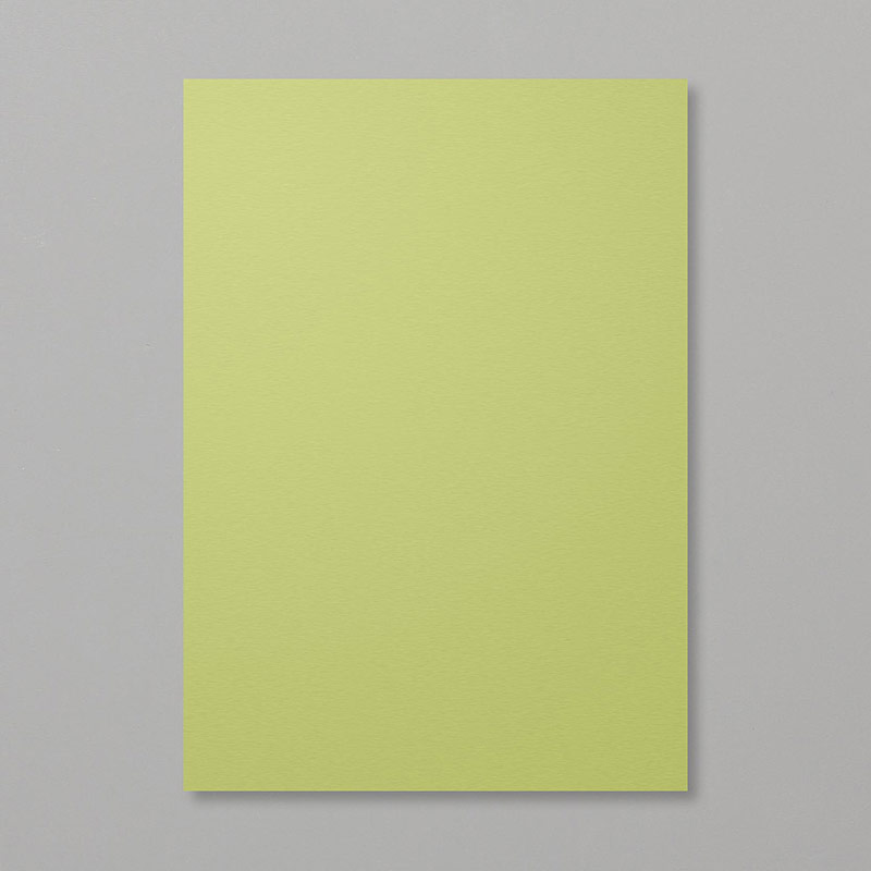Pear Pizzazz A4 Cardstock
