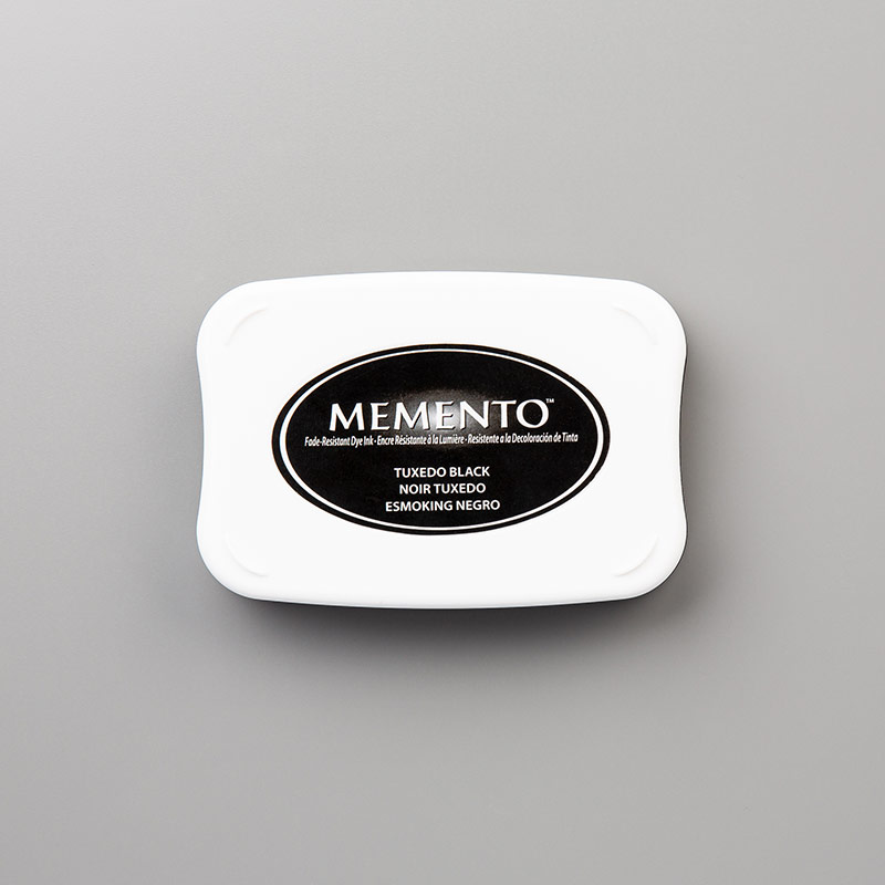 Black Memento Ink Pad
