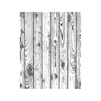 wooden floors fence stamp set