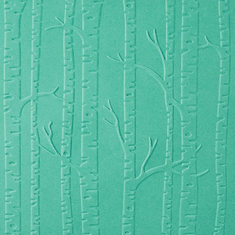 Woodland Textured Impressions Embossing Folder
