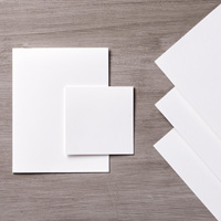 lovely white paper