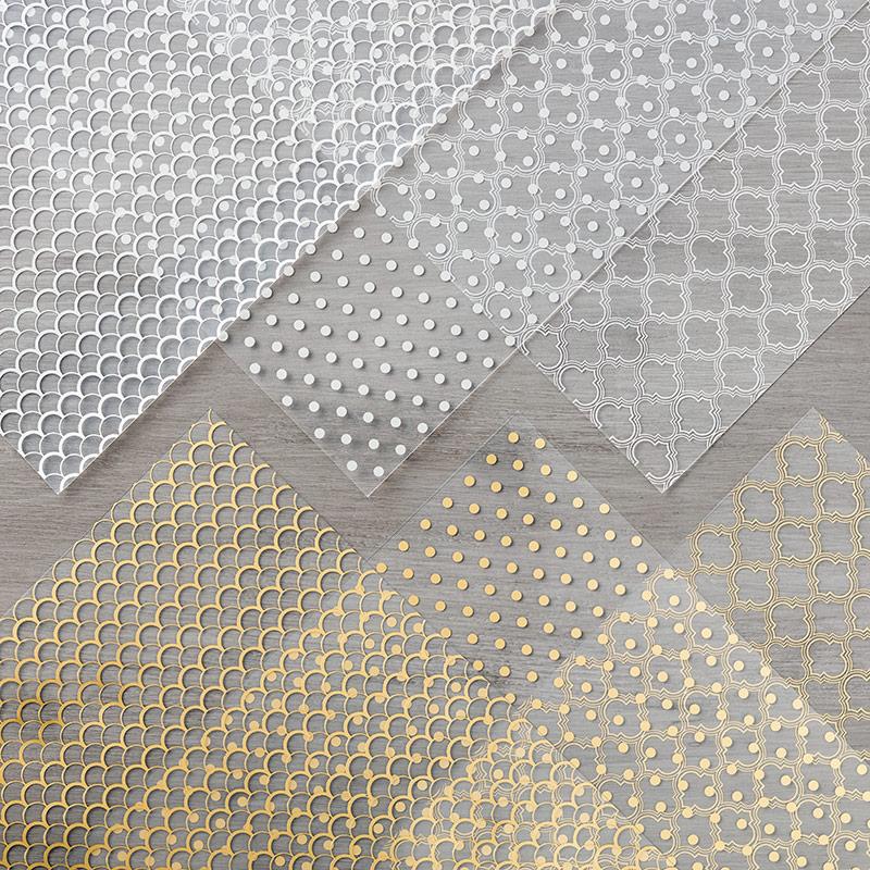 Fabulous Foil Designer Acetate
