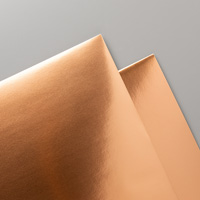 copper gold sheets