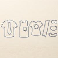 T-shirt Builder Framelits Dies