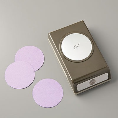 2-1/4 (5.7 cm) Circle Punch