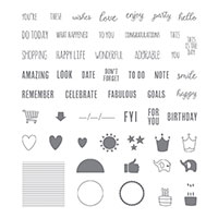 template stamp set