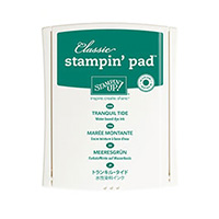 Tranquil Tide Classic Stampin' Pad