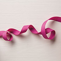 Berry Burst 1/2 Finely Woven Ribbon