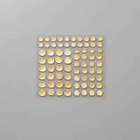 gold gem stickers