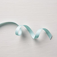 Soft Sky 3/8 Classic Weave Ribbon