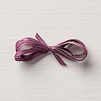 Fresh Fig 1/8 Sheer Ribbon