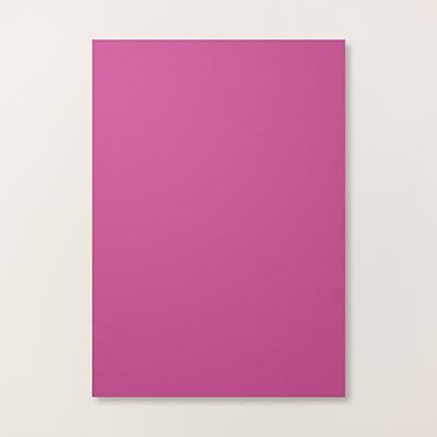 Berry Burst A4 Cardstock