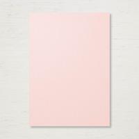 Powder Pink A4 Cardstock