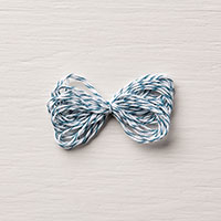 Dapper Denim Baker's Twine