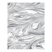 Marbled  Clear-Mount Stamp Set