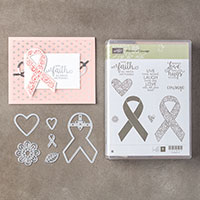 Ribbon of Courage Wood-Mount Bundle