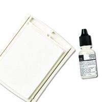 クラフトStampin' Ink・ウィスパーホワイト・インク+空パッド