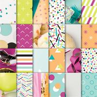 Picture Perfect Party 6 x 6 (15,2 x 15,2 cm) papier de la série Designer