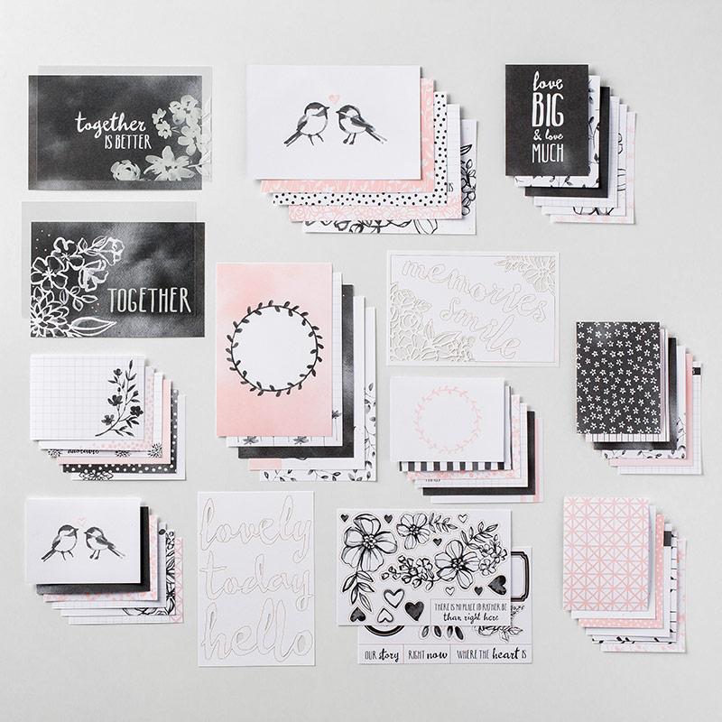 Petal Passion Memories & More Card Pack