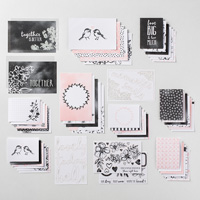 Pack de cartes Petal Passion Memories & More