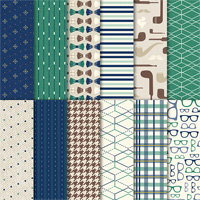True Gentleman Designer Series Paper