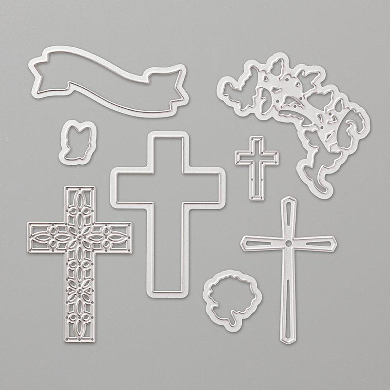 Framelits 145654 Cross of Hope Image