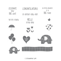 elephant message stamps