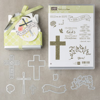 Hold On to Hope Wood-Mount Bundle