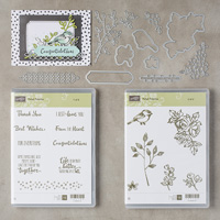 Petal Palette Clear-Mount Bundle
