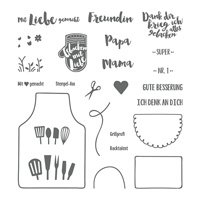Kittelkreationen Photopolymer Stamp Set (German)