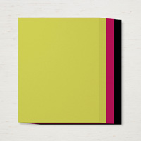pink, yellow, and black cardstock paper pack