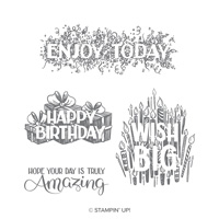 best wishes stamp set
