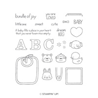 joy cuteness stamp set