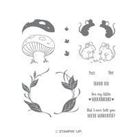 Sweet Storybook Photopolymer Stamp Set