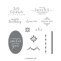 deeply etched cardmaking stamps