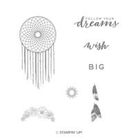 dreamcatcher dreams stamps
