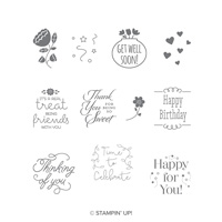 message label stamp set