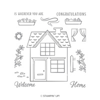 house stamp set