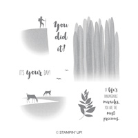 Seize The Day Clear-Mount Stamp Set