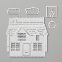 Pop-Up House Thinlits Dies