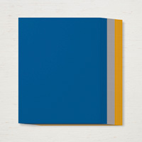 blue grey yellow cardstock paper