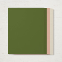 solid green and pink paper