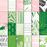Tropical Escape 6 x 6 (15.2 x 15.2 cm) Designer Series Paper